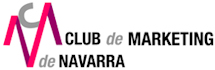 Logotipo Club de Marketing de Navarra